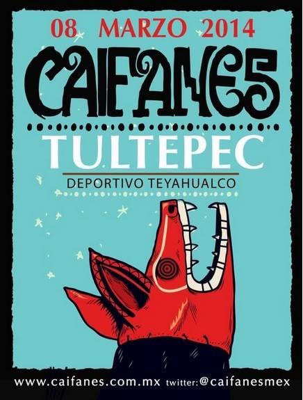 CAIFANES CANCELA CONCIERTO EN TULTEPECGira de Caifanes,