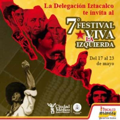 FESTIVAL VIVA LA IZQUIERDAMaldita Vecindad, Cecilia Toussaint, Paté de Fuá y Mexicanto,