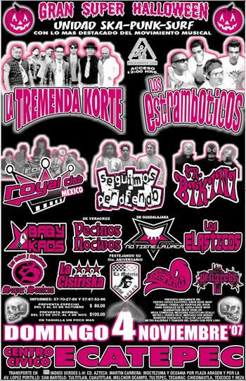 GRAN SUPER HALLOWEEN4 - NOVIEMBRE - 2007,