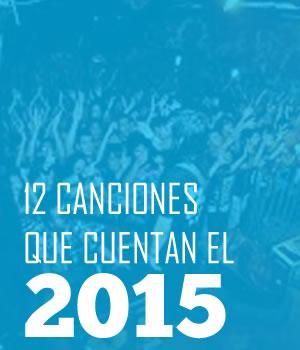 12 ROLAS QUE CUENTAN EL 2015Unas para reirse y otras para llorar, 12 rolas que cuentan el 2015, canciones para despedir el 2015, acontecimientos en México en 2015, slipknot llega a México