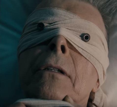 DAVID BOWIEPresenta su nuevo video 'Lazarus', David Bowie estrena Lazarus, Nuevo disco de Bowie Blackstar a la venta el próximo 8 de enero