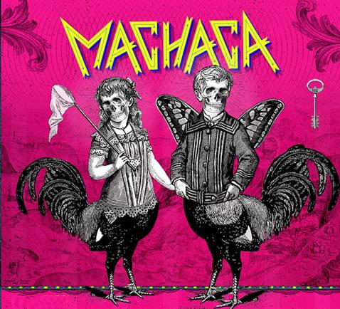 ¿Por qué deberías ir al Machaca Fest?18 y 19 de junio en monterrey, ¿Por qué ir al Machaca Fest?, bandas extranjeras en Machaca fest, bandas nacionales en machaca fest, machaca fest en junio, cartel del machaca fest