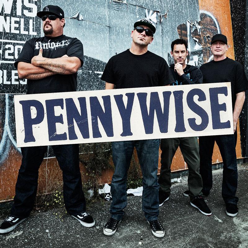 PENNYWISELlega al Pepsi Center en abril, Pennywise por primera vez en México, Pennywise llega al Pepsi Center en abril, Punk Rock de antaño con Pennywise en México