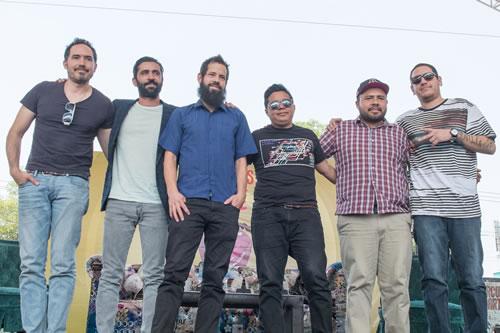 LOS MUSICOS DE JOSEPresentan Dilo!, un homenaje en Carpa Astros a Pérez Prado, Los músicos de José en Carpa Astros, Liquits en Carpa Astros, Agrupación Cariño en Carpa Astros