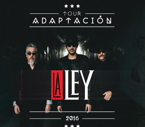 LA LEY REGRESA A MEXICOCon nuevo disco y presentación en el Plaza Condesa