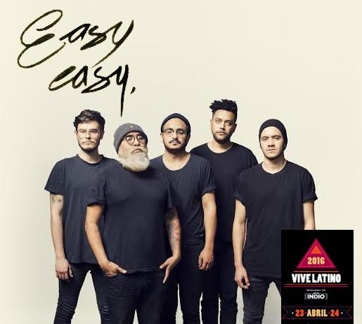 Guatemala no es sólo ArjonaConoce esta banda, Easy Easy desde Guatemala en el Vive Latino, Guatemala no es s�lo Arjona