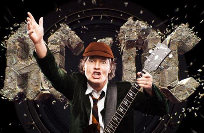 La Gira Rock Or Bust de AC/DCContinúa con Axl Rose