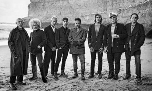 LOS FABULOSOS CADILLACSLa Salvación de Solo y Juan, su primer álbum inédito desde hace 17 años, Los Fabulosos Cadillacs presentan La salvacíon de Solo y Juan, su primer album inédito desde hace 17 años
