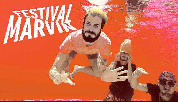 Festival MarvinSiete bandas a las que DEBERÍAS ver, Siete bandas que ver en el Festival Marvin,  Sexy Zebras en el Festival Marvin,  Dolores de Huevo en el Festival Marvin, Apolo en el Festival Marvin, Festival Marvin en la condesa