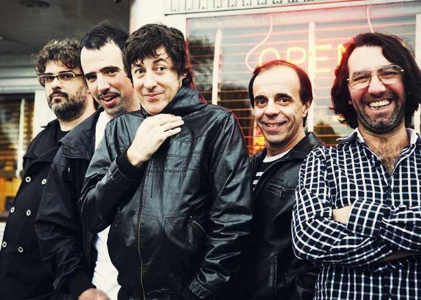 La gira del Cuarteto de Nos en México