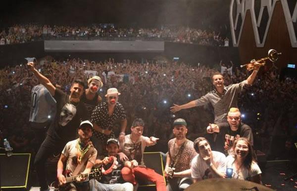 LOS CALIGARIScuatro noches de gloria y alegría en el Plaza Condesa - Reseña