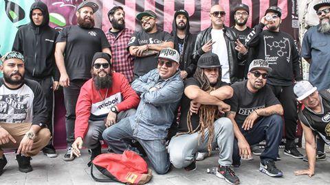 HIP HOP SOUND FESTCharles Ans, Banda Bastón, Tino el pingüino y más - 18 de Junio, Hip Hop Sound Fest 2016,  Charles ans en carpa astros, banda bastón en carpa astros