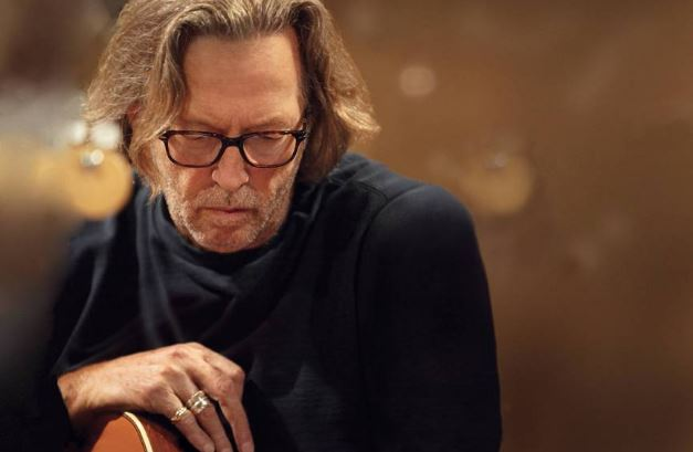Eric ClaptonRevela daño incurable a su sistema nervioso