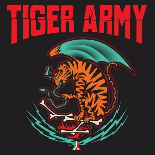 TIGER ARMYPor primera vez en México, Tiger Army por primera vez en México, Tiger Army llega al Plaza Condesa