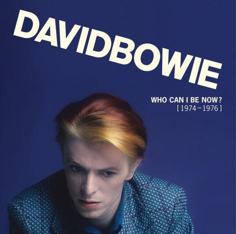 """DAVID BOWIEWHO CAN I BE NOW? (1974 – 1976), DAVID BOWIE WHO CAN I BE NOW?, La caja que incluirá 12 CD's, 13 Vinyles y descarga digital incluirá todo el material oficial lanzado por Bowie durante la fase: """"Americana"""" de su Carrera que abarcó los años 1974 y 1976."""