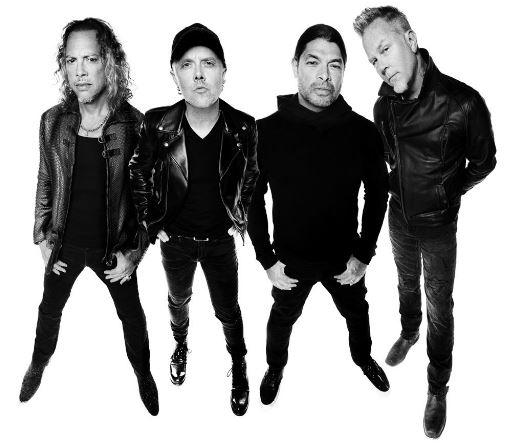 Metallica está de regresoy con nuevo disco