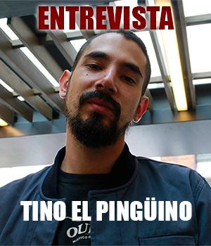 Tino El PingüinoSobre De Vuelta en el Lodo - Entrevista, tino el pinguino,  tino el pinguino hip hop, de vuelta en el lodo, entrevista a tino el pinguino