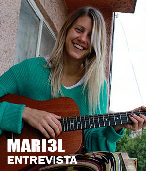 Mari3lEntrevista  'Hay que liberarse', Mari3l entrevista,  nuevo video de Mari3l Corazón Coraza