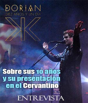 DORIANSobre sus 10 años y su presentación en el Cervantino - Entrevista, Sobre sus 10 años y su presentación en el Cervantino, DORIAN en México