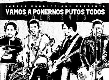 ¡El punk mexicano está vivo!En la Carpa Astros - 29 de octubre