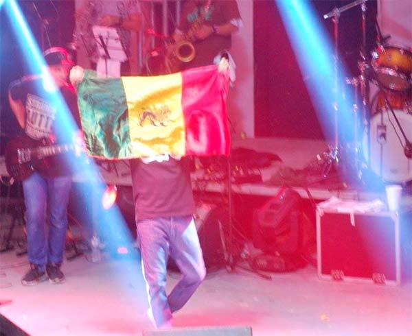 LOS CAFRESgrandes momentos de reggae en Pachuca - Reseña