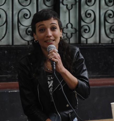 SOL PEREYRASe presenta en el Foro Indie Rocks