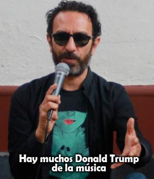 Hay muchos Donald Trump de la músicaMonocordio, Monocordio en el foro indie rocks, hermanos arreola