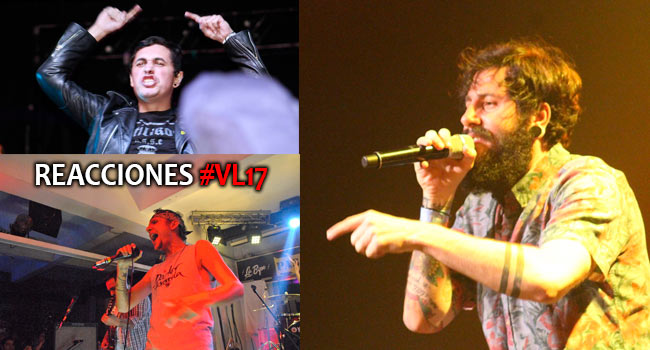 Reacciones al cartel del Vive Latino 2017