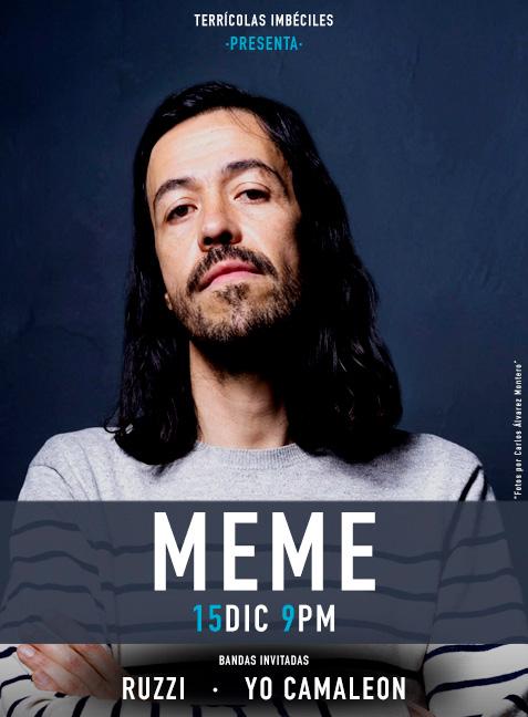 MEME cierra el añoEn el foro Indie Rocks, Meme de café tacuba en el indie rocks