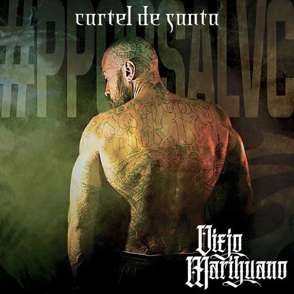 CARTEL DE SANTAExternó su molestia con SONY por bajar su nuevo disco 'Viejo Marihuano'