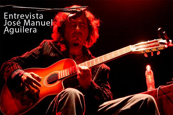 Entrevista con José Manuel Aguilera