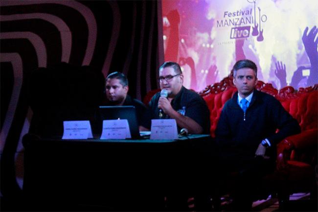 Festival Manzanillo Live Rock para recuperar turismo