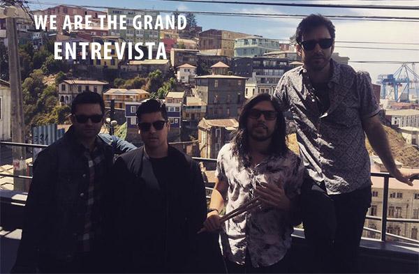 WE ARE THE GRANDsobre el Vive Latino - Entrevista, We Are The Grand Sobre el Vive Latino, VL17