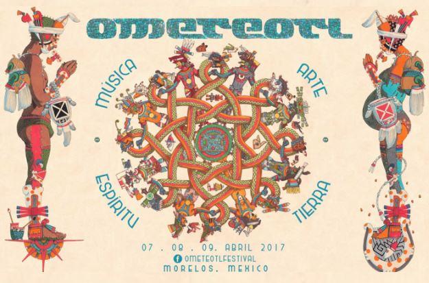 OMETEOTLFestival Musical  por el Espíritu, la Tierra y el Arte - Abril 7, Festival Ometeotl, Eat static en México, Gaudi, Perfect stranger en México, festival vegano