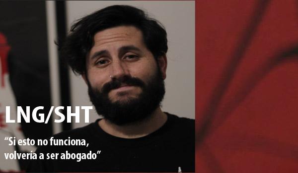 LNG/SHT'Si esto no funciona, volvería a ser abogado' - Entrevista previo Vive Latino 2017, LNG/SHT ENTREVISTA, LNG/SHT en Vive Latino
