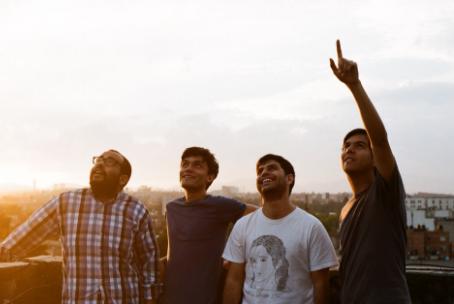 LOS BLENDERSListos para debutar en Coachella