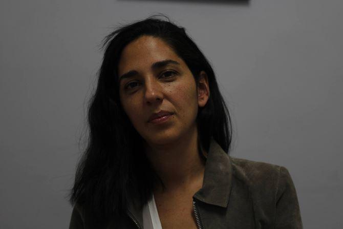Jazmín SolarUn choque radical - Entrevista, JAZMIN SOLAR, ENTREVISTA, FORO EL TEJEDOR