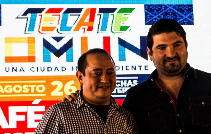 FESTIVAL TECATE COMUNAAgosto en Puebla