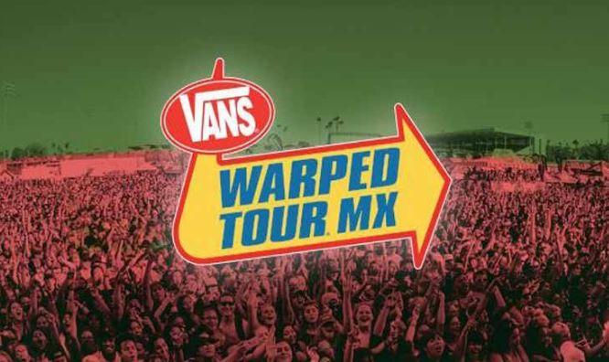 WARPED TOUR 2017Se pospuso por falta de permisos. Que estén cerca las elecciones influyó, El WARPED se pospuso por falta de permisos Que estén cerca las elecciones influyó