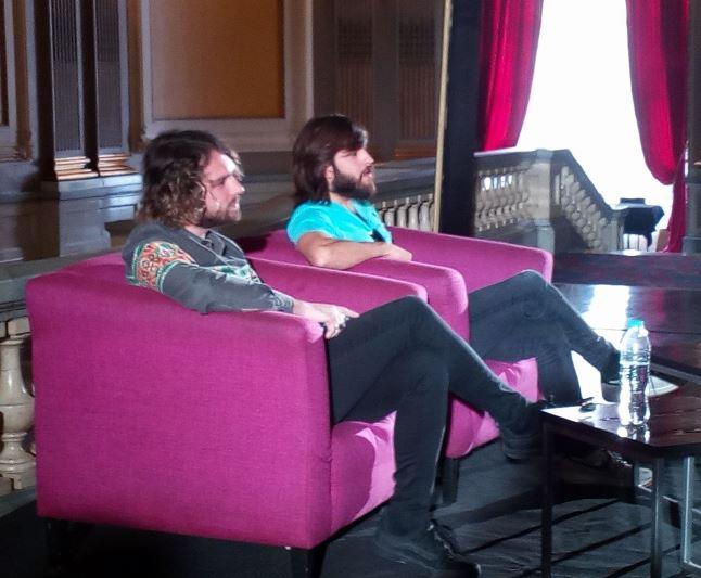 REYNO'La banda nos ha obligado a ser mejores personas' - Entrevista