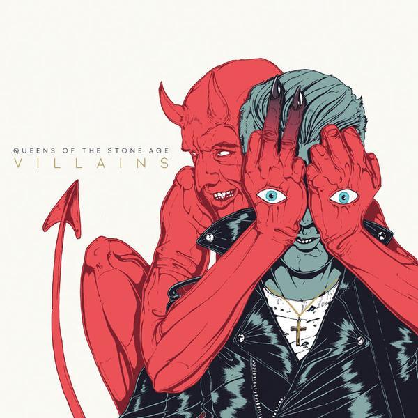 QUEENS OF THE STONE AGE  Nuevo Álbum 'Villains' y próxima presentación en México, QUEENS OF THE STONE AGE regresa con Villains, nuevo sencillo de QOTSA