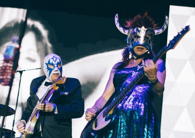 WILD O´FEST 2017Festival de rock garaje y surf en carpa astros - Reseña, the sonics en México,  man or astroman en carpa astros