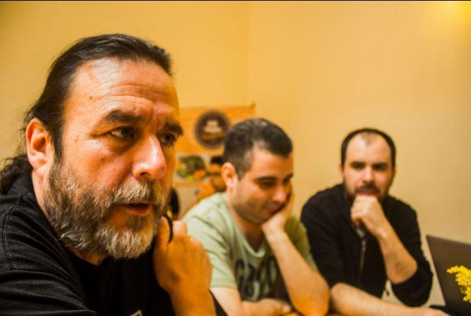 Entrevista con Mediabanda, banda chilena