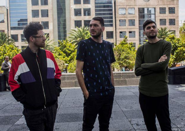 DE LA RIVERA, banda argentina, Entrevista