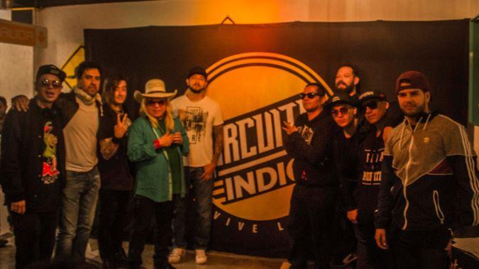 QBO, Nana Pancha, Akil AmmarLlegan al Ciclo 6 del Circuito Indio - Entrevista