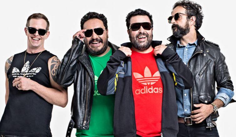 MOLOTOV Y LOS AUTÉNTICOS DECADENTES En MTV Unplugged en el 2018, MTV UNPLUGGED de Molotov y Los auténticos decadentes en el 2018