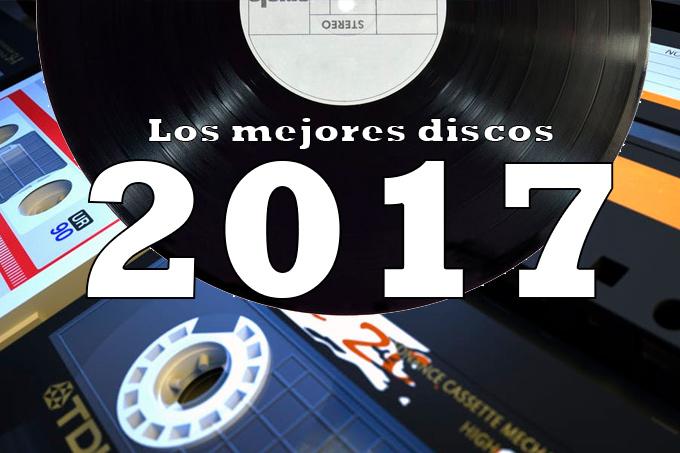 Los mejores discos nacionales e internacionales del rock - 2017