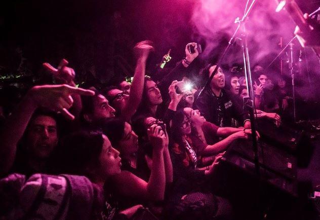 MULTIFORO ALICIA Uno de los foros consentidos de la Ciudad de México festejó sus 22 años, el alicia cumple 22 años,  chdk en el alicia, punk en el alicia 2018