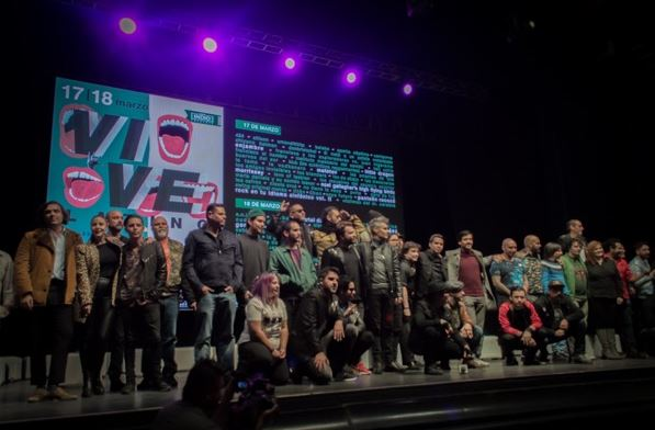 VIVE LATINO 2018Celebrando 20 años, Conferencia de prensa del vive latino 2018