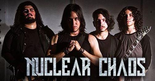 NUCLEAR CHAOSPuro Pinche Sabor: United - Presentación del nuevo disco, nuclear chaos presenta united en circo volador, death metal en circo volador